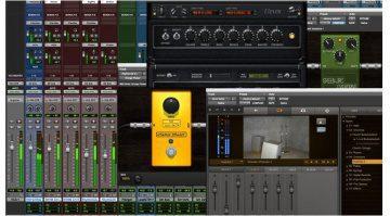 Avid Pro Tools 12.2 GUI FX Plug-in