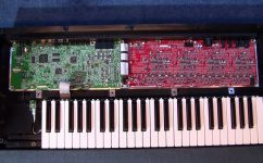 Roland JD-Xa Teardown Synth Synthesizer