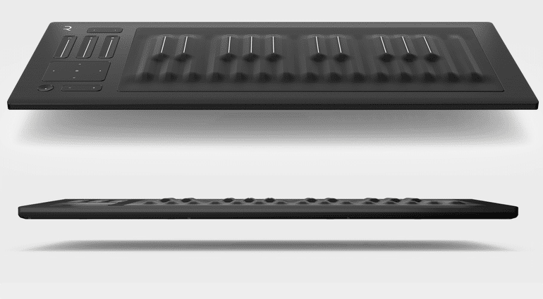 Roli Seaboard Rise Controller Front Side
