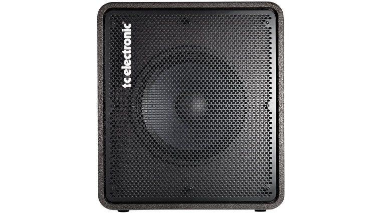TC Electronic RS115 Bassbox Eminence Front