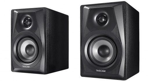 Tascam VL-S3 aktiver Nahfeld Monitor Lautsprecher Studio Front