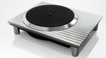 Technics Turntable Prototype