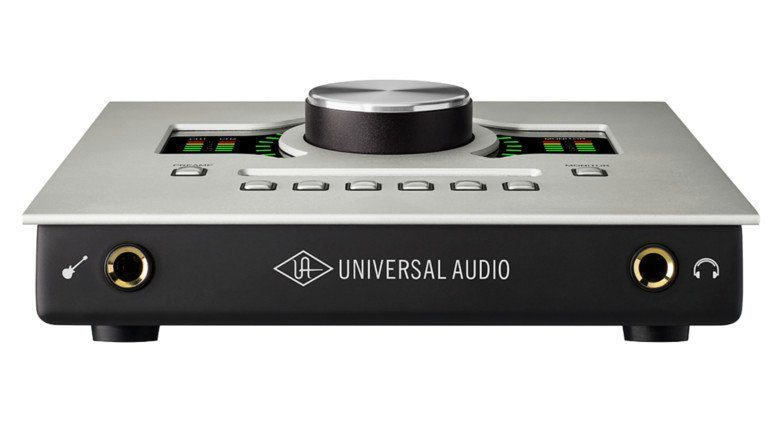 Universal Audio Apollo Twin DUO Interface USB3 Front