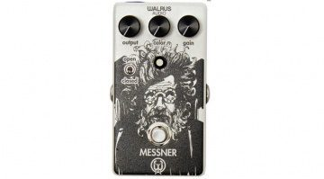 Walrus Audio Messner Transparent Overdrive Pedal FX