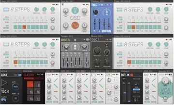 "Reaktor 6 ""Blocks"""