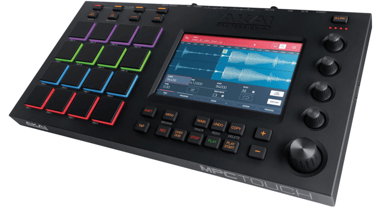 Akai Professional MPC Touch Controller Standalone Leak