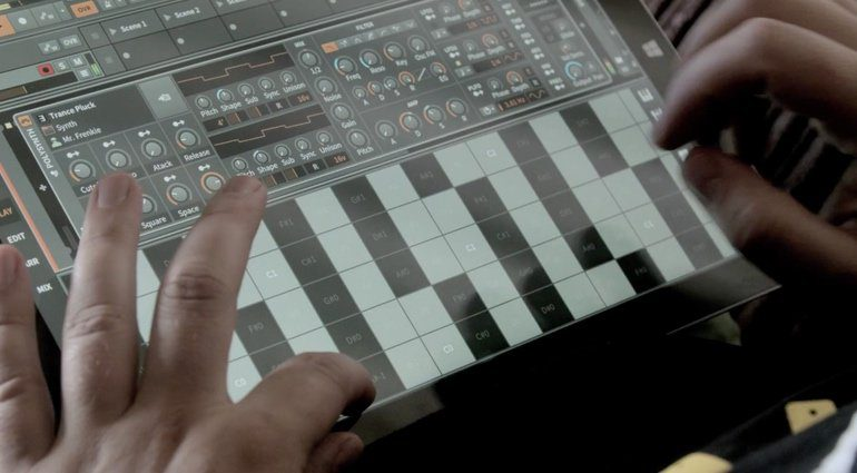 Bitwig Studio 1.3 Update Microsoft Surface Multi Touch