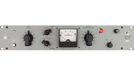 Chandler Limited EMI Abbey Road RS124 Variable-Mu Compressor