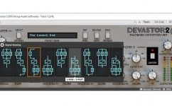 D16 Devastor 2 Plug-in Multiband Diode Clipping Distortion Routing