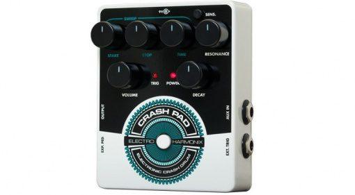 Electro Harmonix EHX Crash Pad Analog Synthesizer Pedal FX