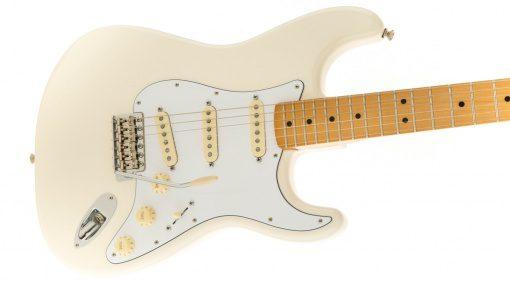Fender Artist Signature Serie Jimi Hendrix Stratocaster Strat Olympic White Body