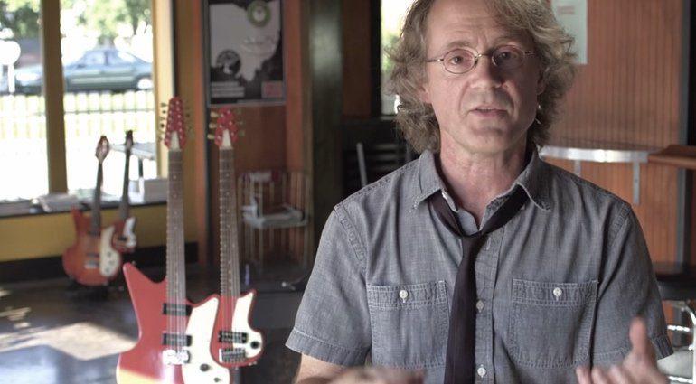 Flux Guitars Magnetic Double Neck