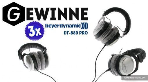 Gewinnspiel Gearnews Beyerdynamic DT-880 Pro