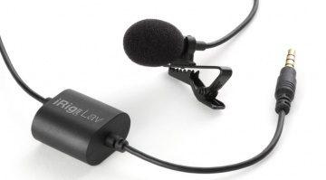 IK Multimedia iRig Mic Lav Lavalier Ansteck Mikrofon Pack Shot
