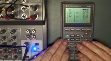 Irrlicht Project Utz Texas Instruments Taschenrechner Chiptune Synthesizer