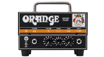 Orange Micro Dark Topteil Front