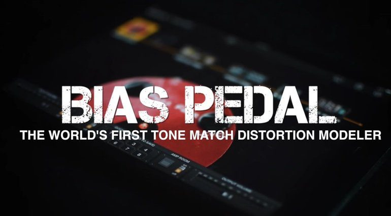 Positive Grid BIAS Pedal Modeller 1