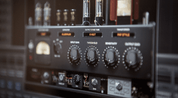 Positive Grid Pro Series Plugin Tube Compressor Public Beta