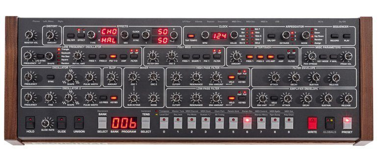 Sequential Prophet 6 Desktop Synthesizer