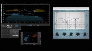 Toky Dawn Labs TDR Vladg Nova 67P Dynamic Parallel Equalizer Gentlemans Edition EQ Plugin