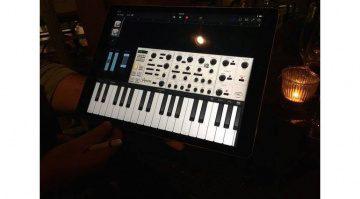 iPad-Pro mit iSEM - AU Plugins kommen