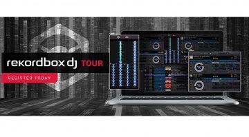 Pioneer Rekordbox-Tour