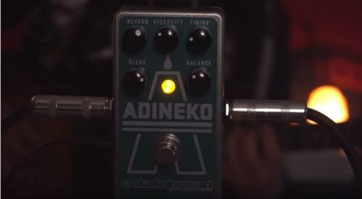 Catalinbread Adineko Oil Can Delay Echo Pedal FX