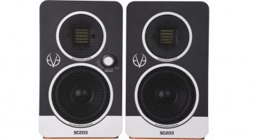 Eve Audio SC203 Speaker Monitor Boxen Paar Front