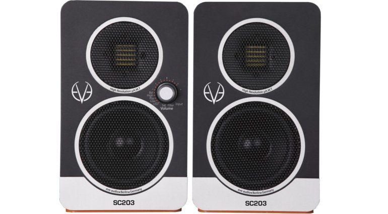 Eve Audio SC203 Speaker Monitor Boxen Paar Front