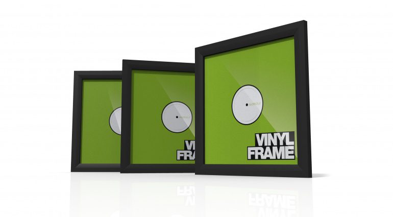 Glorious Vinyl Frame