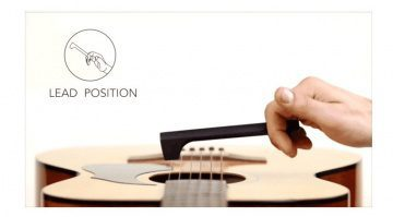 Guitar Trimmer Kickstarter Lead Position