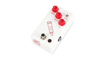 JHS Pedals Crayon Overdrive Fuzz Pedal Front