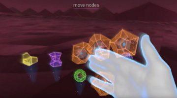 LyraVR Leap Motion Oculus Rift 3D Jam 2015