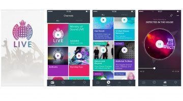 Ministry of Sound LIVE App