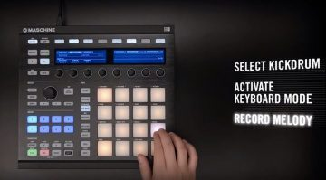 Native Instruments TruTorial Video Maschine