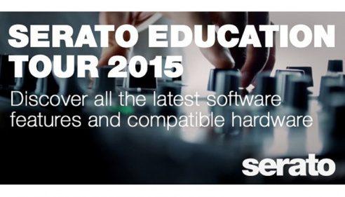 Serato Education Tour 2015