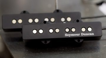 Seymour Duncan Apollo Linear Humbucker Jazzbass