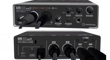 Steinberg UR22 MK II USB Audio Interface