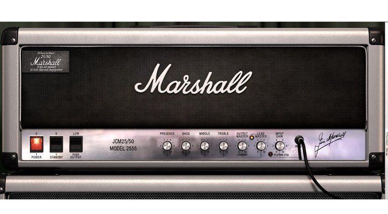Universal Audio UAD Apollo Marshall Silver Jubilee 2555 JCM 25 50 Plug-In DSP