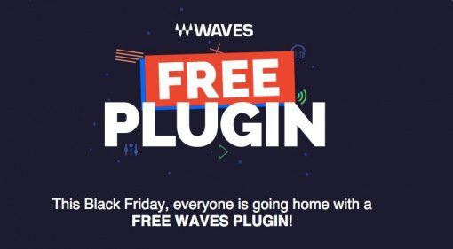 Waves Black Friday Ankündigung