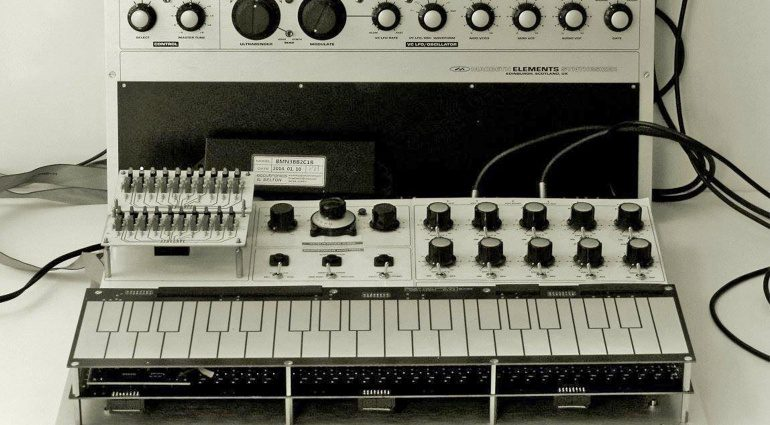 MacBeth Elements Synthesizer Companion