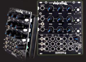 Skinny Puppys drittes Eurorackmodul – Voicetail – Resonator mit VCAs