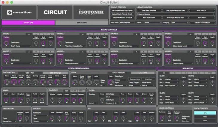 Circuit-Editor