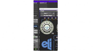 Empirical Labs Distressor EL8 Plug-in Leak