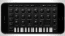 Korg iDS10 iPhone App - die Synthesizer-Ansicht 2