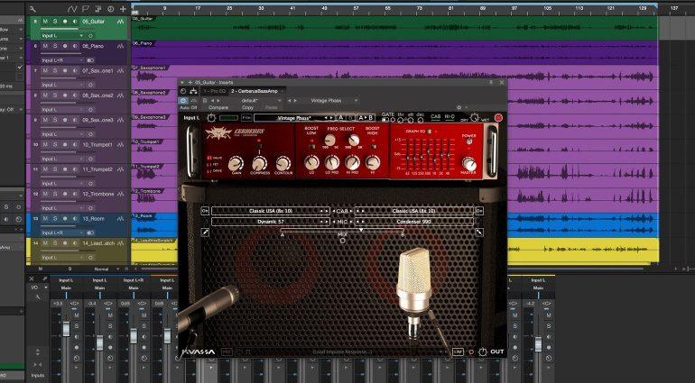 Kuassa Cerberus Bass Amp Simulation Plugin Best-Of-2015