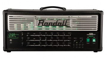 Randall KH103 Signature Topteil Kirk Hammett Metallica Fronta