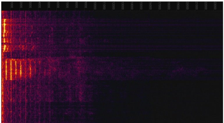 SB Audio AudioUtil App Android GUI Spectrograph
