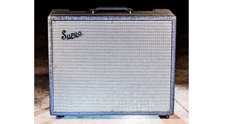 Supro Rhythm Master Combo Amp Front