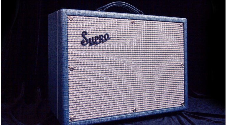 Supro Titan Combo Front